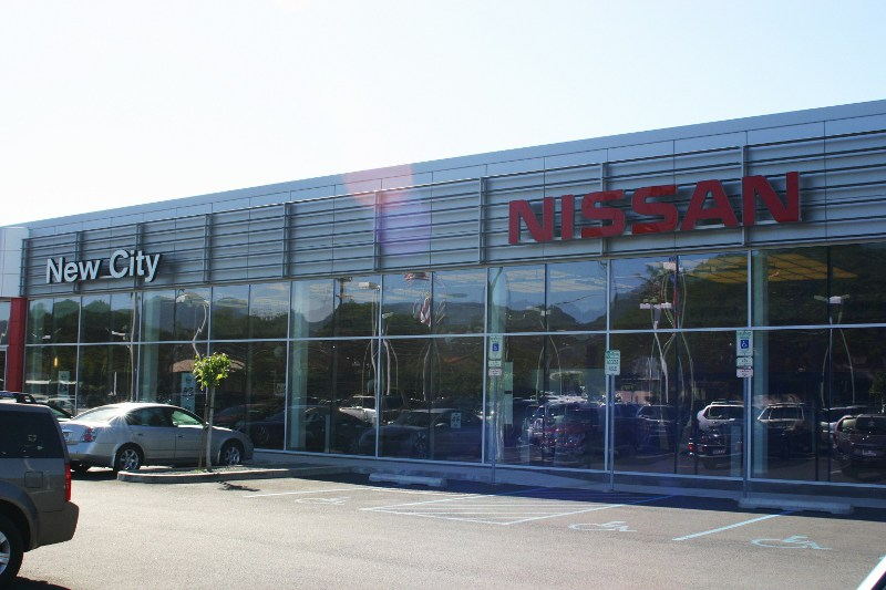 New City Nissan (sheet Metal, Air Conditioning, Ventilation, Gutters)